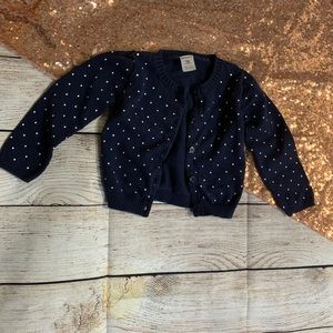 Carter's Shirts & Tops - 2 for $20 Carter's Cardigan Sweater Lot 18M